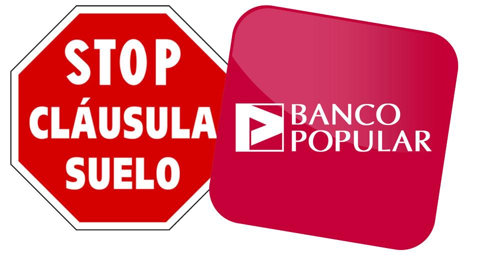La audiencia de pontevedra anula cinco cl usulas abusivas for Clausula suelo banco popular