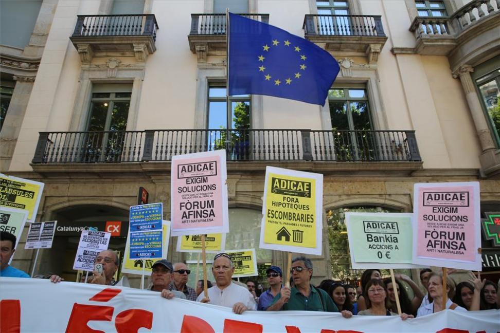 La comisi n europea pide a la banca la devoluci n del for Devolucion dinero clausula suelo